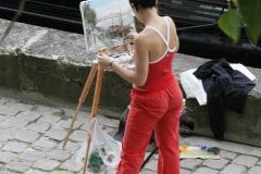 056 Peintre ou modèle T