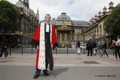 058 Aux marches du Palais T
