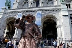 061 Statue du Sacré Coeur T