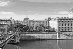 001 Beautiful Paris Monuments borning the river Seine T